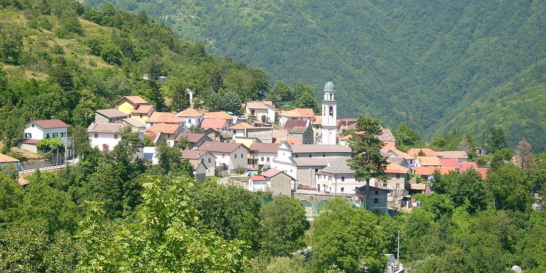 Rondanina, Liguria