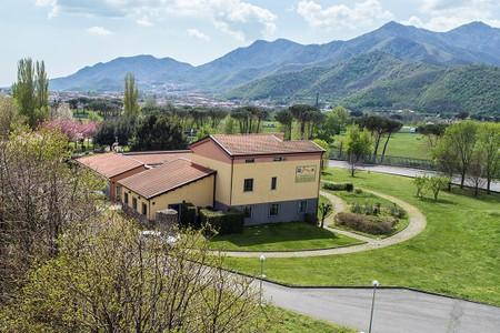 Sede dell'Osservatorio Appennino Meridionale