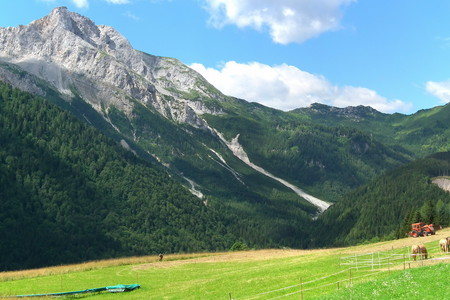 Sauris di Sopra, Dolomiti Friuli Venezia Giulia