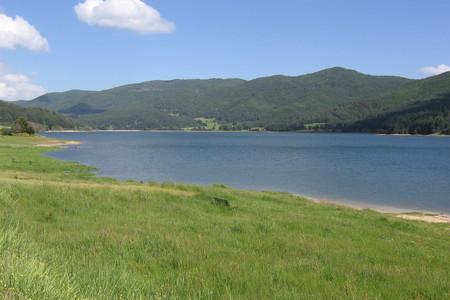 Parco Nazionale della Sila, Rive del lago Arvo
