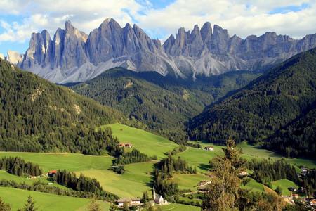 Val di Funes, Santa Maddalena e Odle, Dolomiti Alto Adige