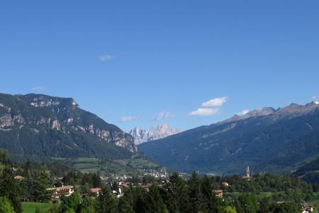 Panorama di Cavalese, Archivio fotografico ApT Val di Fiemme