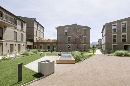 Nuovo complesso residenziale Badlweg ad Appiano, Bolzano