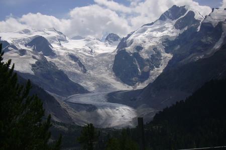 Piz Bernina, Alpi Retiche