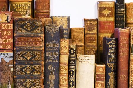 i volumi conservati nel nucleo antico della Fondazione