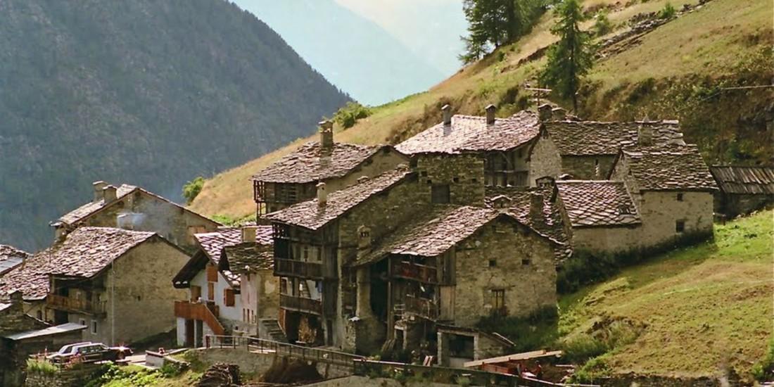 Abtitato di Estoul, frazione di Bresson, Valle d'Aosta