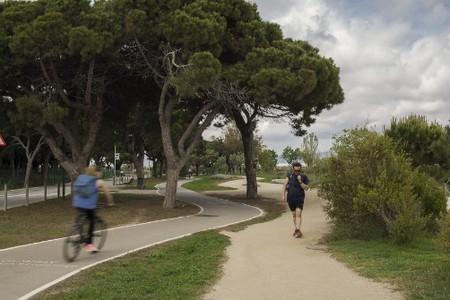 Spagna, Barcellona, Area protetta del Llobregat (studio Jansana, De La Villa, De Paauw)
