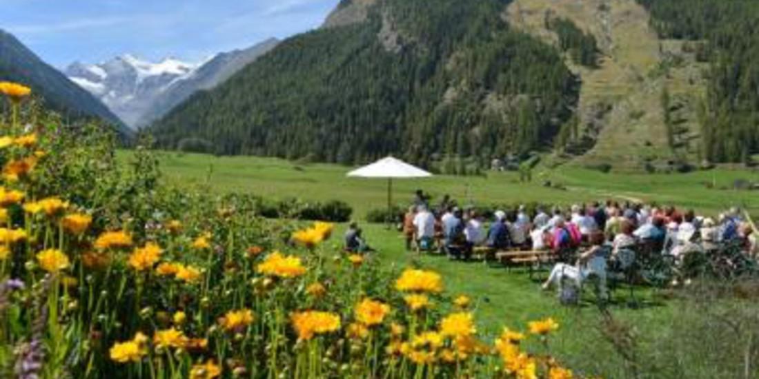 Valle d'Aosta, Cogne, Gran Paradiso Film Festival