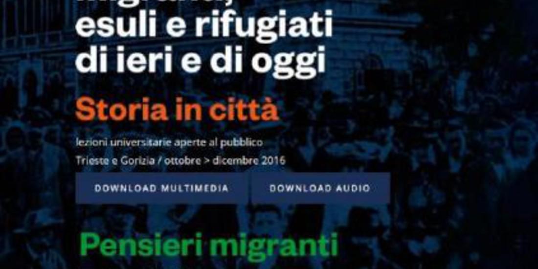 Fare spazio. Migranti, esuli e rifugiati di ieri e di oggi