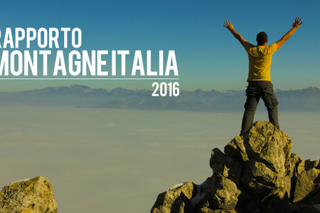 Rapporto Montagne Italia 2016