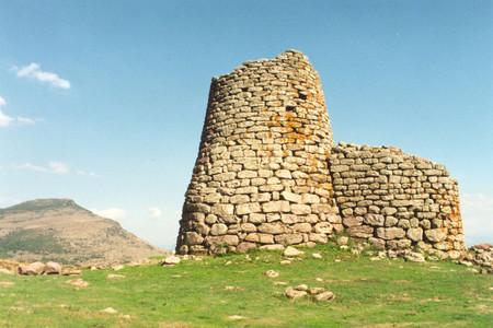 Nuraghe Orolo, sito archeologico della Provincia di Nuoro
