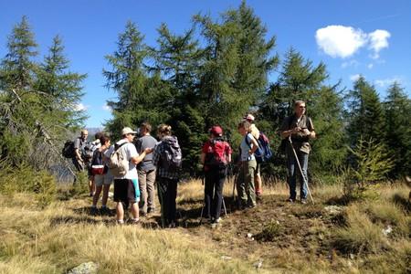 Escursione organizzata dall'Ecomuseo del Lagorai