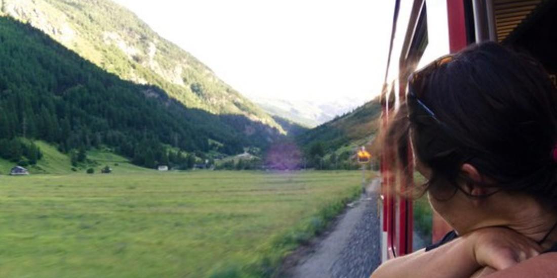 Youth Alpine Interrail Pass