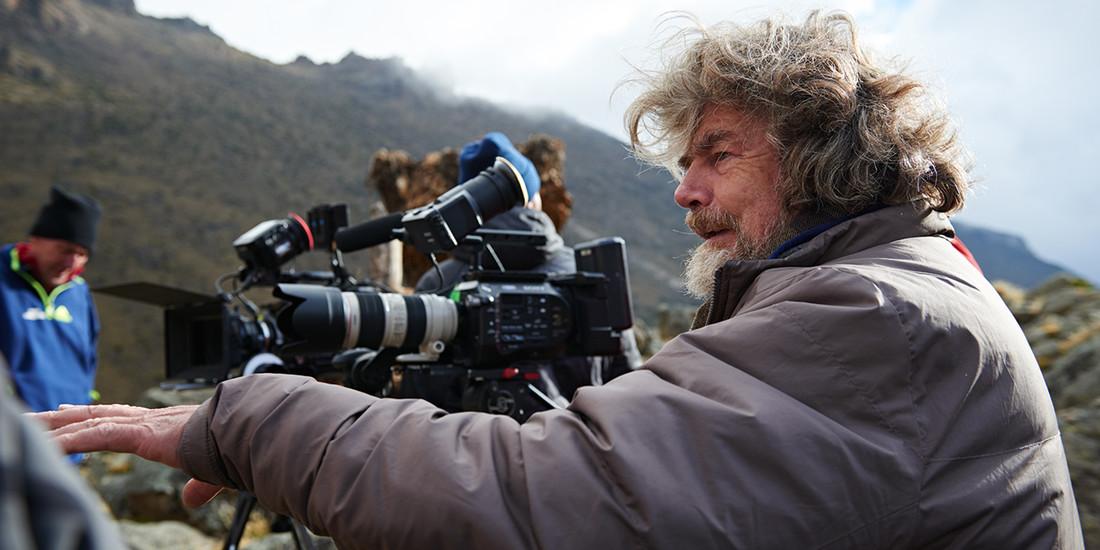 Trento Film Festival, Anteprime, Still Alive, esordio cinematografico alla regia di Reinhold Messner