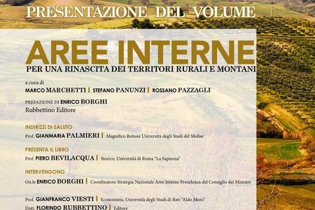 Aree Interne, Locandina presentazione volume 29 marzo, Roma, Sala del Refettorio, Camera dei Deputati