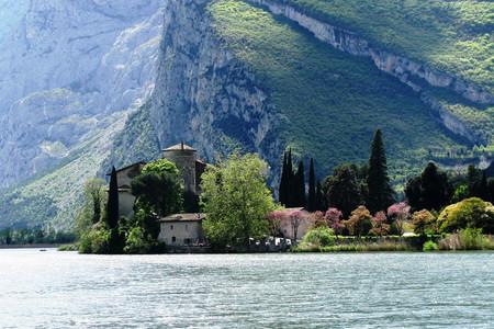 Castel Toblino, Valle dei Laghi, Trentino Alto Adige/Südtirol