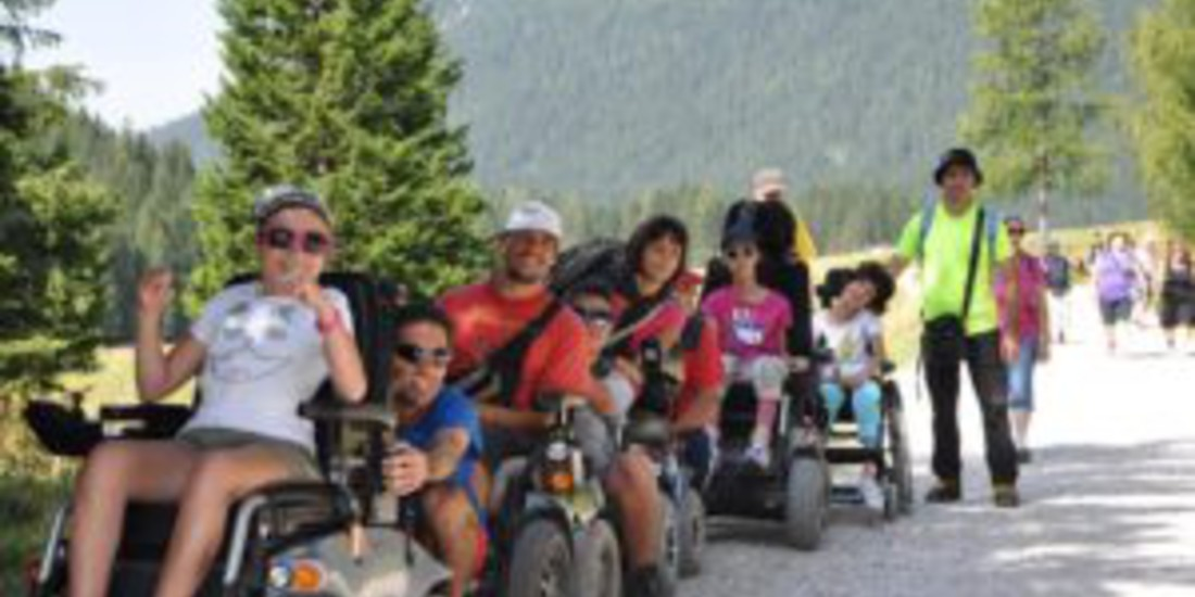 OPEN 2020 Il turismo accessibile in montagna