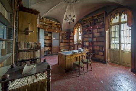 Biblioteca Osservatorio Moncalieri