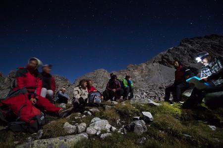 Aspettando l'alba al Venerocolo  (ph. D.  Bonzi)