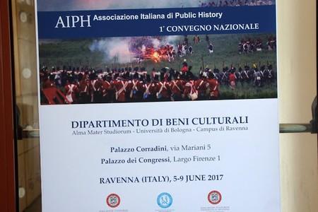 Prima Conferenza dell'Associazione Italiana di Public History AIPH