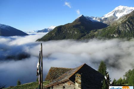 Rifugio Ferraro, Valle d'Aosta
