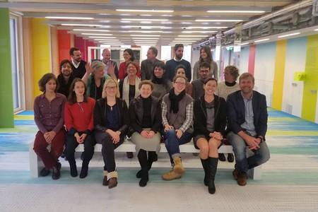Foto di gruppo dei Partner del Progetto PlurAlps