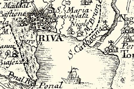 Atlas tyrolensis, Riva del Garda, Provincia autonoma di Trento servizio catasto