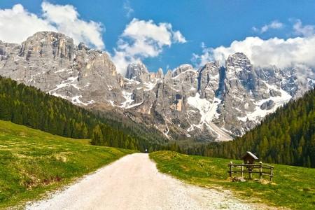 Val Venegia, Dolomiti di Brenta