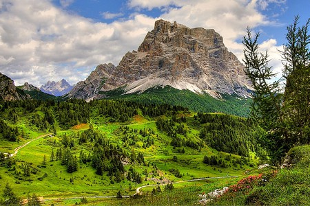 Monte Pelmo, Dolomiti
