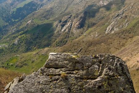 Valle di Ribordone, Parco Gneiss, Alpi Graie