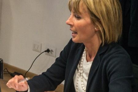 Elise Champvillair, Segretario generale della Fondazione Courmayeur Mont Blanc