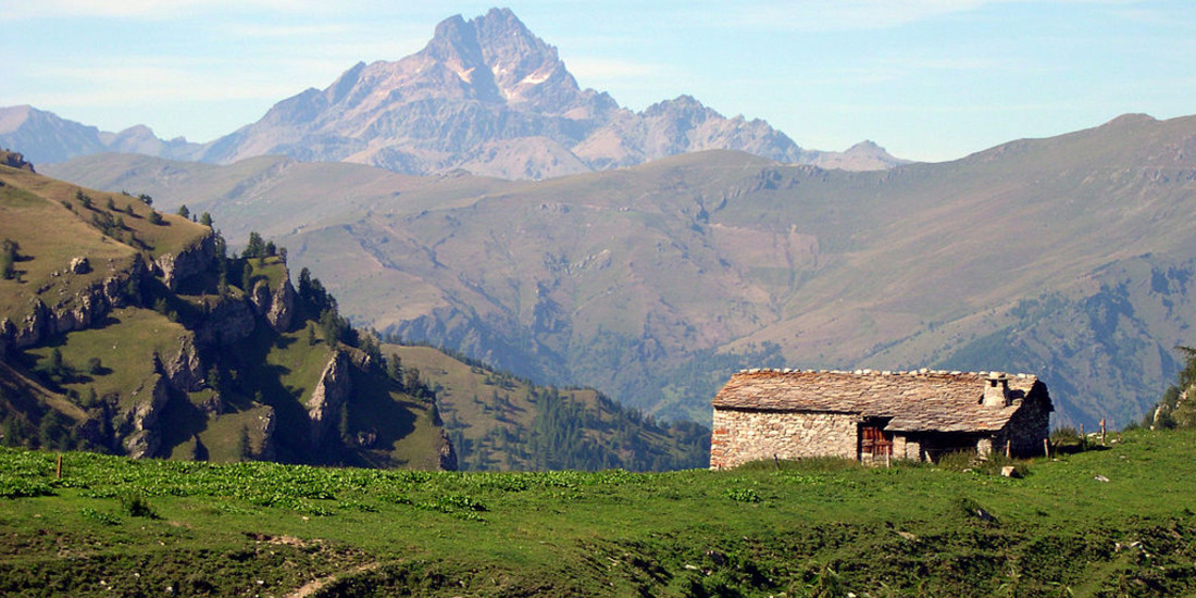 Colle Intesile, Val Maira, Alpi cuneesi