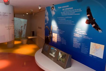 Laboratorio TutelAttiva, Centro Visitatori del Parco Nazionale Gran Paradiso a Cogne