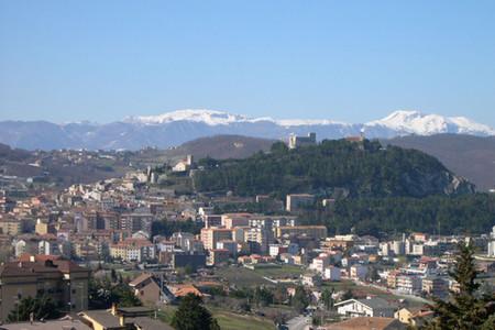 Panorama di Campobasso, Molise