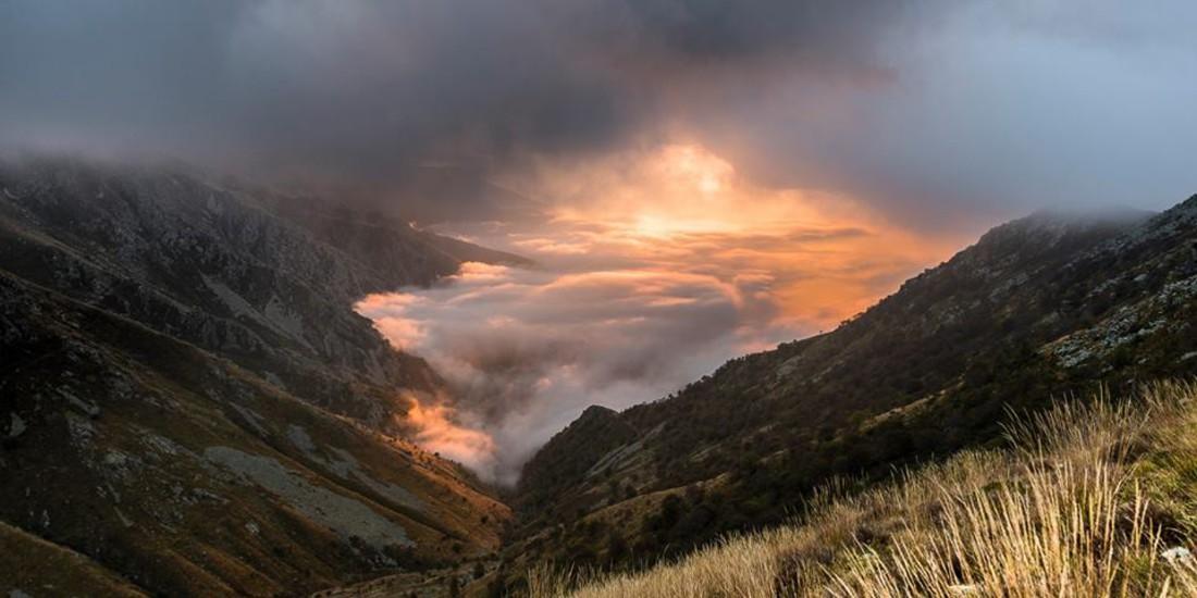 Alta Val Tanaro, Parco Alpi Marittime