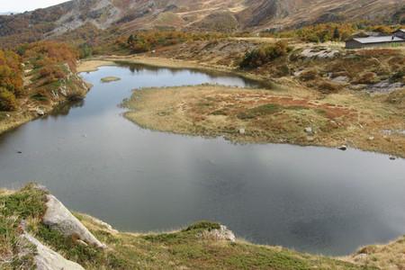 Lago Nero, montagna pistoiese