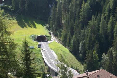 Tunnel Monte Pana, Alto Adige/Südtirol