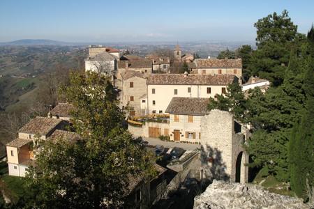 L'affascinante Borgo di Smerillo