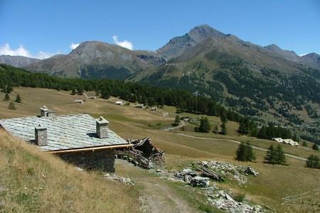 Monte Motta a Sestriere, Alpi Cozie, Piemonte