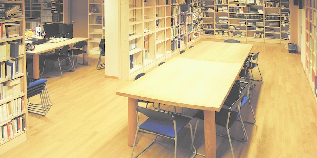 Biblioteca Carlo Locatelli di Sant'Omobono Terme e sede sociale del Centro Studi