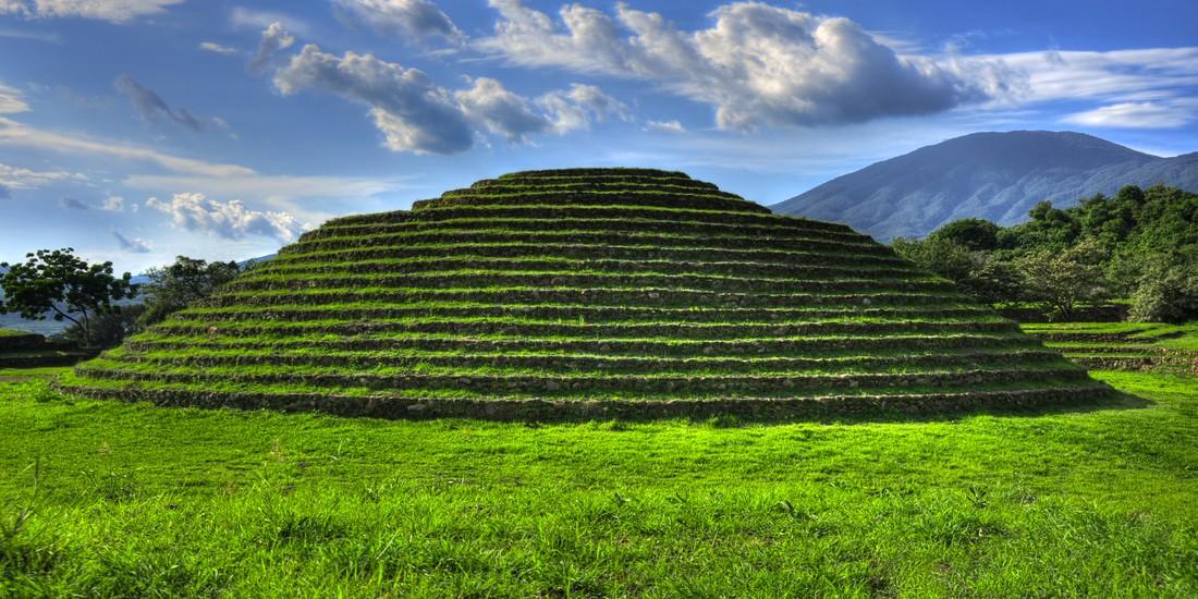 Guachimontes, sito archeologico preispanico nello Stato di Jalisco, Messico
