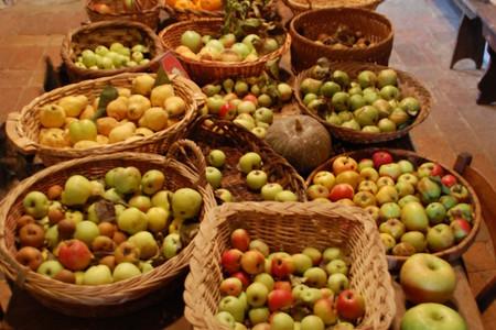 Fruttaio nella Chiesa di San Lorenzo