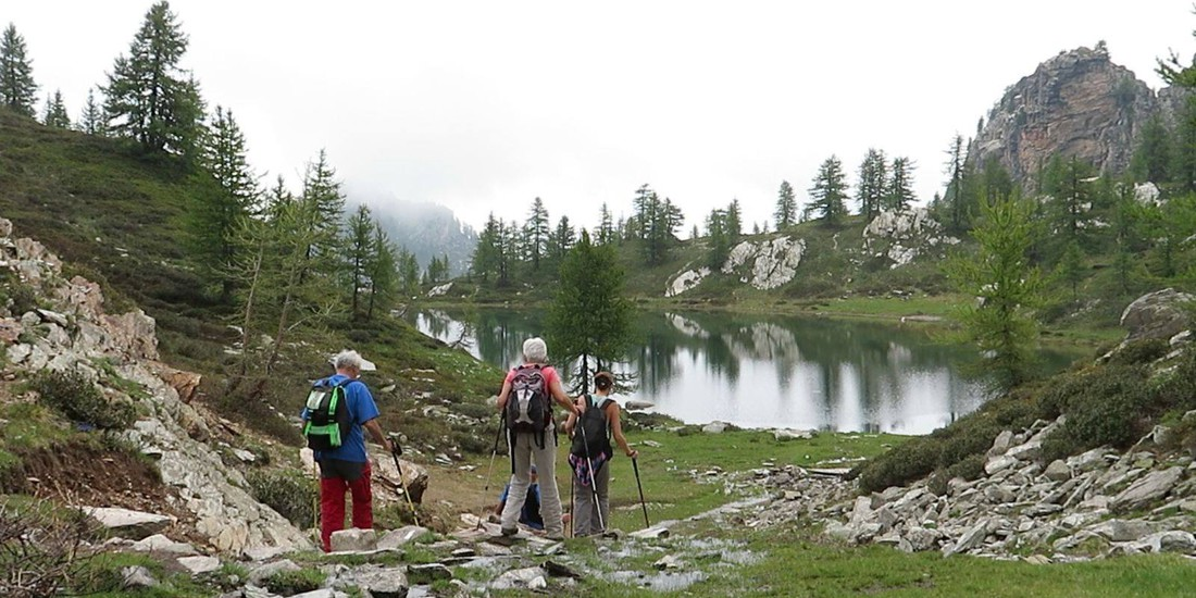 Solstizio 2018: la festa del turismo dolce sulle Alpi. Credit photo AERGEO