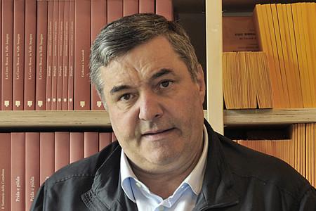 Antonio Carminati, Direttore del Centro Studi Valle Imagna