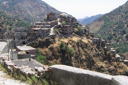 Roghudi Vecchio, provincia di Reggio Calabria
