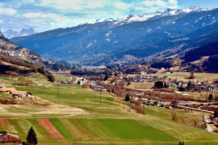 Cavalese, Val di Fiemme, Trentino
