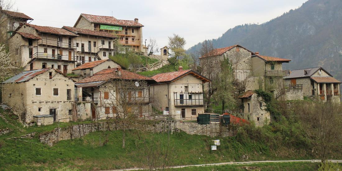 Seren del Grappa, località Col del Bof, ph. di Andrea Omizzolo