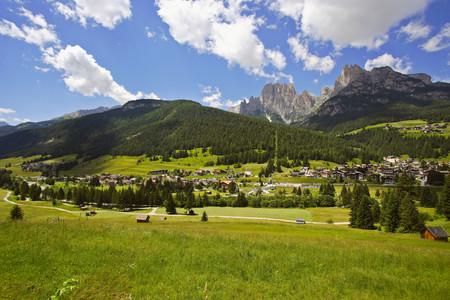 Val di Fassa, Dolomiti Trentine