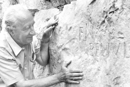 Giovanni Angelini cui è dedicato il Centro Studi sulla Montagna