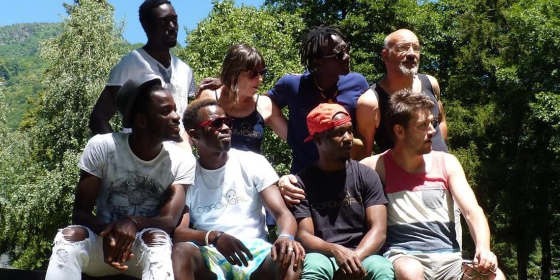 Coromoro, i ragazzi africani che cantano in Piemontese, Valli di Lanzo